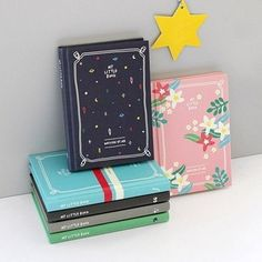 [2016 My Little Book Undated] Daily Weekly Monthly Yearly Journal Planner Note