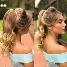 """105 curtidas, 1 comentários - Isabelle, noiva de 2018 💍 (@umsonhonoaltar) no Instagram: """"Para as madrinhas que procuram um penteado moderno e elegante 💖 #Cabelodamadrinha #Penteado #Hair…"""""""