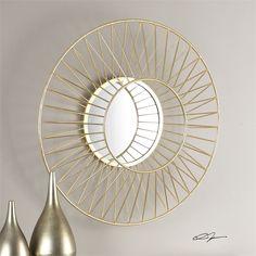 Uttermost Caspain Mirror #01132
