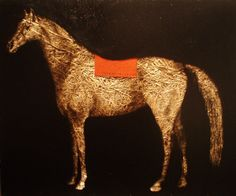 Todd Murphy - Horse with Blanket, I really really want a Todd Murphy horse piece for the new house