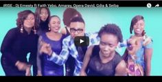 Here is the official visuals to the song iRise hosted by DJ Ernesty Featuring a host of female Gospel Ministers such as FAITH YEBO, AMARAY, OPERA DAVID, GDIA, VIQUE, SEIBA. This is aimed at inspiri…