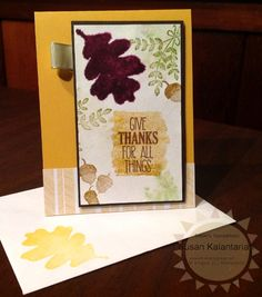 For All Things - Give Thanks