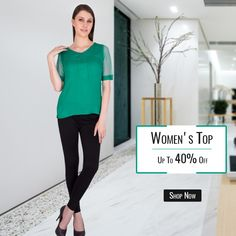 New arrival of women tops online at fingoshop.Up to 40% off. Extra 8% off on online payment. Get your products delivered fast.    #tops #womentops #womenclothing #dresses #fashion #westernwear #trends #stylishtops #outfits #offers #onlineshopping #fingoshop. Tunics Online, Tops Online, Best Online Shopping Sites, Online Shopping For Women, Stylish Tops, Trendy Tops, Party Wear For Women, Women Wear, Trendy Collection