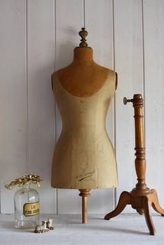 Your place to buy and sell all things handmade Child Mannequin, Water Rings, Vintage Mannequin, Dress Form, French Antiques, All Things, Shabby, Stains, Bronze