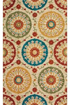 Love this Home Decorators rug for my entry