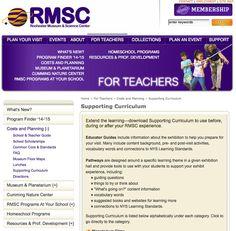 Rochester Museum curricula Curriculum, Homeschool, Nature Center, Whats New, Museum, The Unit, Teacher, How To Plan, Professor