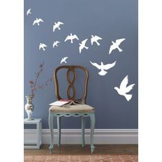 Would be placed in the meditational room. Gotta love the doves!