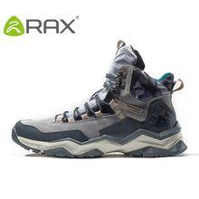 US $69.55 RAX Waterproof Hiking Shoes Men outdoor Hiking Boots Women Outdoor Hunting Boots Men Climbing Walking Trekking Shoes Big size 46. Aliexpress product