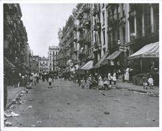 Orchard Street 1908 Lewis Hine NYPL 416563