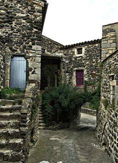 Portail de la Trappe - Alba la Romaine - Ardèche