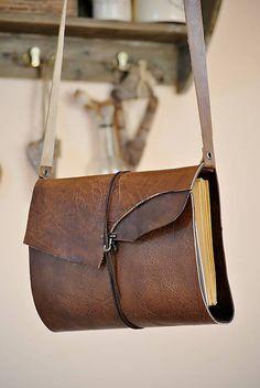 Lisbet / kožený zápisník Travel bag ELEGANT