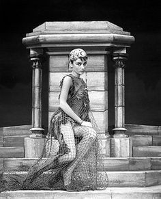 Audrey on stage as the title role in Ondine.   Audrey Hepburn Estate Collection.