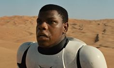"""Which New """"Star Wars"""" Character Are You, Probably?  You got: Finn Hey, look at you! You're kinda like the guy who is probably the lead character in this new trilogy. From the looks of it, he's a Stormtrooper who becomes a good guy, which could mean he's a conflicted and complicated hero. Also, maybe you're kinda sweaty?"""