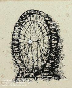 Wheels of ferris on pinterest ferris wheels london eye for Ferris wheel tattoo