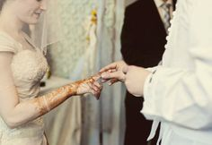 Jewish Wedding 101: The Ring Ceremony - Jewish Wedding Blog