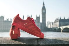 Adidas Gazelle, Adidas Superstar, Trainers, Adidas Sneakers, London, Red, Shoes, Tennis, Zapatos