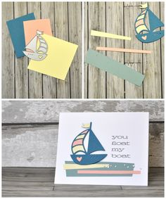 How to create a super simple and easy DIY card for your loved ones