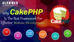 Why CakePHP Is The Best Framework For Effective Website Development?