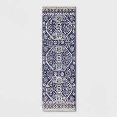 Jacquard Rug for between Island & Cooktop Blue And White Rug, Persian Pattern, Power Tool Accessories, Furniture Styles, Jacquard Weave, Rug Material, Rectangle Shape, Persian Rug, Woven Rug