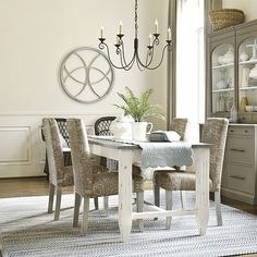 dining room - french flair