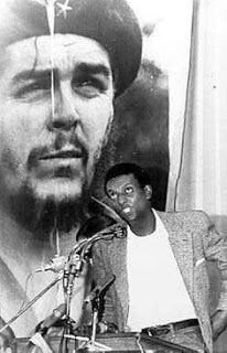 'Che Guevara is not dead! His ideas are with us!' (Black Pather Party 'Honorary Prime Minister' Stokely Carmichael, lionizing Commie killer Che in 1967. The Black Panthers and Che Guevara February 9, 2016 by Humberto Fontova