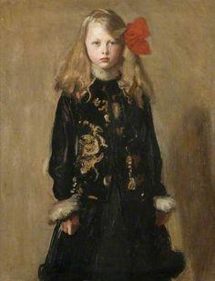 harrington mann art | Jinny Carpenter c.1911 by Harrington Mann (1864-1937)