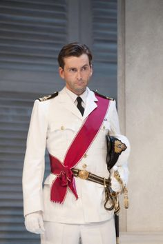 Tennant in Much Ado About Nothing