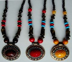 Try these jeweleries with western and trendy dresses