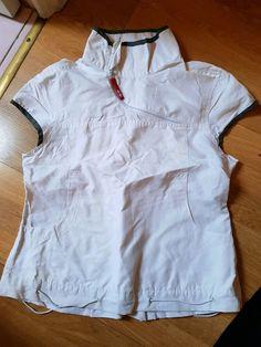 Blouse MC chemisette originale