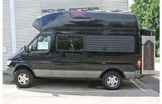 Van Tour 4x4 Sprinter Adventure Van with Bathroom