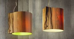 Lámparas de Madera: Lámparas Rústicas y Artesanales