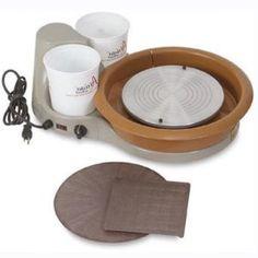 Speedball Pottery Wheel Artista Table Top - Left Hand #Speedball