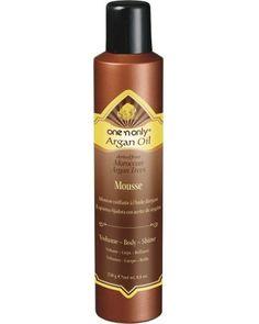 Argan Oil Mousse 8.8 oz