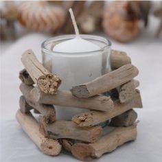 Decorazioni fai da te con legno di mare! 20 splendide idee per ispiravi…
