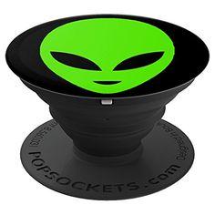 Extraterrestrial - Green Alien Face Silhouette Design - P... https://www.amazon.com/dp/B07DX54W1W/ref=cm_sw_r_pi_dp_U_x_jvalBbJMK2BPQ