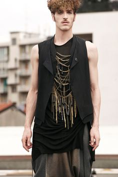 Standard Deviation - Fashion. Design. Culture. Art. Myko.: TOM REBL Spring / Summer 2013 Menswear Lookbook