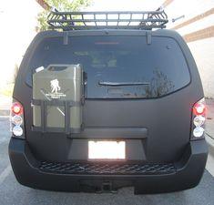 Catoctin Off-Road - John's 2007 Nissan Pathfinder