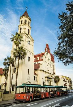 Smithsonian Magazine calls St. Augustine, FL one of the 20 Best Small Towns to Visit in 2013