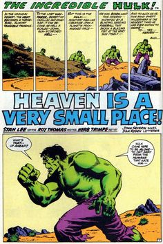 Hulk Artist Herb Trimpe Passes Away...