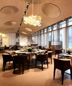 Modern Cuisine and Design Collide at Ristorante Berton