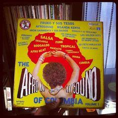 #AfroSound de #Columbia #vinyl