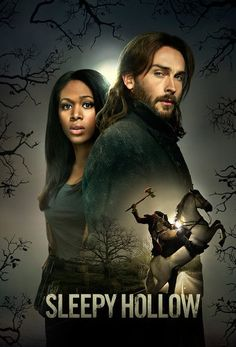 Sleepy Hollow 2013 -- love, love, love this show. Most creative writers in television right now.
