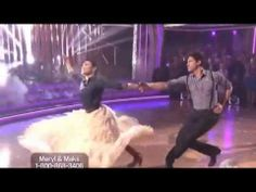 DWTS Season 18 WEEK 9 : Meryl Davis & Maks - Waltz - Dancing With The St...