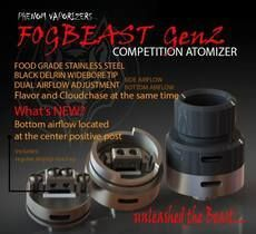 FOGBEAST GEN2 competition atomizer Whats New, Food Grade, Club, Competition, Google