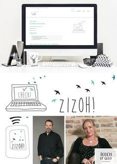 De website van Zizoh! is ook al een projectje van een tijdje geleden, maar daarom zijn we er niet minder trots op natuurlijk. Christine Morren is de ideale virtuele assistent voor drukke ondernemers en levert alleen maar voordelen op. Deze creatieve straffe madam heeft meer dan 25 jaar ervaring en  zorgt ervoor dat jij meer omzet kunt halen, meer ademruimte hebt en rust in je hoofd krijgt én je je volledig kunt richten op je core business. Klinkt goed vinden wij :-)!  #website #logo…