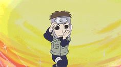 uh uh! Hahahahaha! - Yamato from Naruto Shippuden