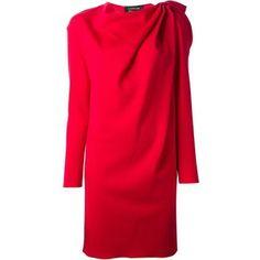 LANVIN long sleeve dress