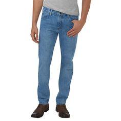 4b36071a Men's Dickies Slim-Fit Straight-Leg Jeans #Slim, #Dickies, #