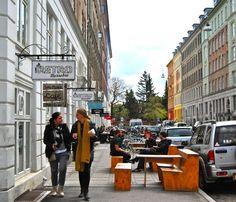 Copenhagen, Norrebro - been