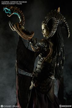 Court of the Dead Eater of the Dead Premium Format(TM) Figur | Sideshow Collectibles